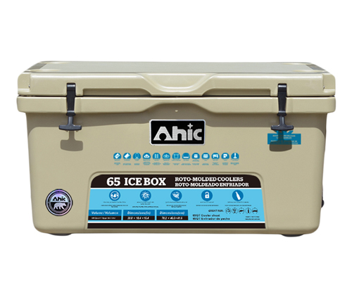 AH65 Tan Cooler Box